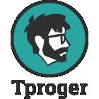 Типичный программист logo